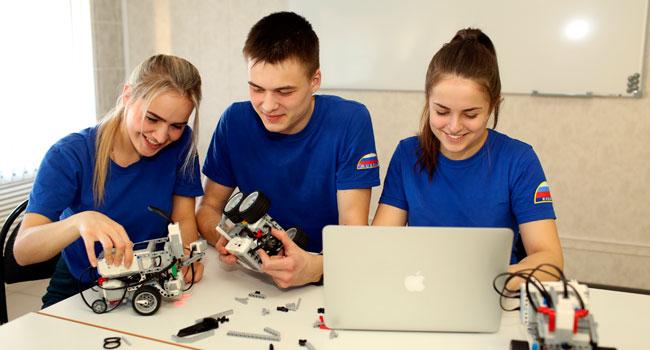 Мастер-класс «Основы конструирования роботов»